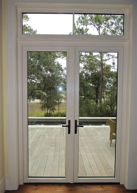French Doors ? HENSELSTONE WINDOW AND DOOR SYSTEMS INC.