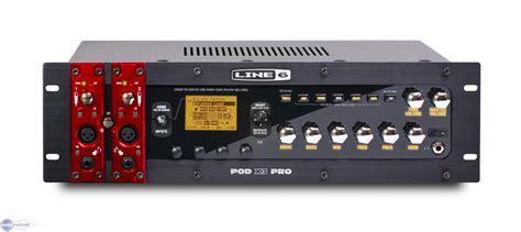 Line 6 Pod Hd Pro Vs Eleven Rack by Avis D Utilisateurs Line 6 Pod X3 Pro Audiofanzine