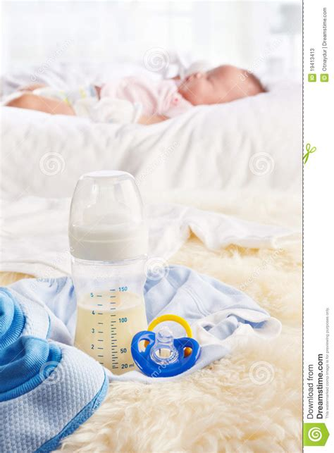 sleeping accessories baby s accessories stock photos image 19413413