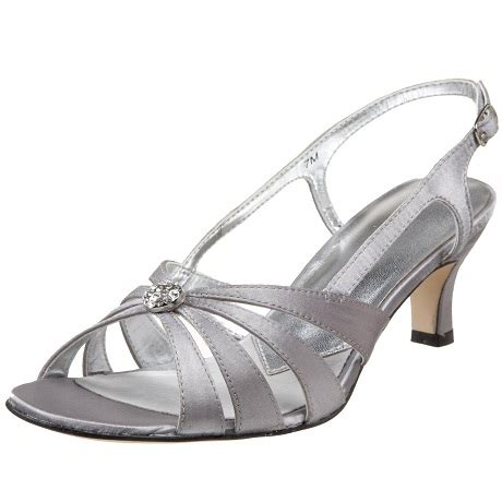 cheap silver sandals designer low heel evening shoes for 2018