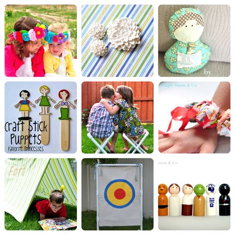 Handcraft Gifts - gift it a handmade gift series simple simon and company