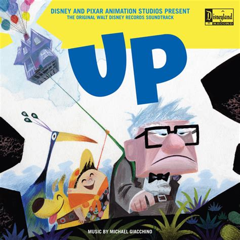 Film Up Soundtrack | michael giacchino s up soundtrack released on cd film
