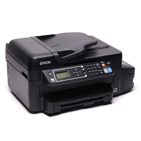 Printer Epson Tipe L wink printer solutions epson l655 aio printer