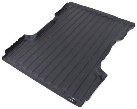 bed mat weathertech techliner custom truck bed mat black