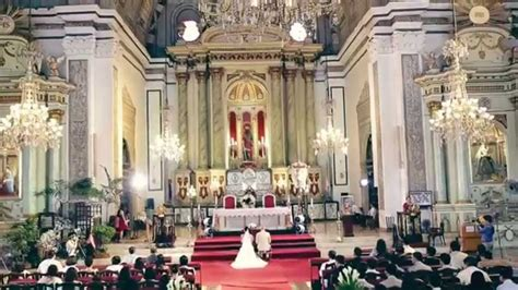 san agustin church wedding reviews it s more in the philippines wedding san agustin