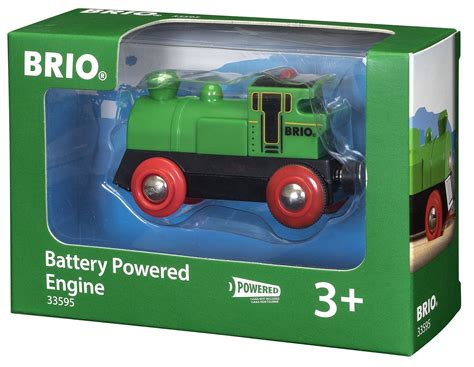 battery operated brio train new brio battery powered engine train ebay