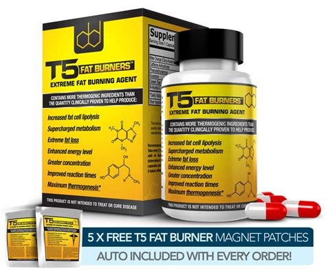 t s weight loss tablets t5 burners capsules strongest slimming diet