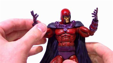 Figure X Xmen Magneto Marvel custom magneto marvel legends figure review