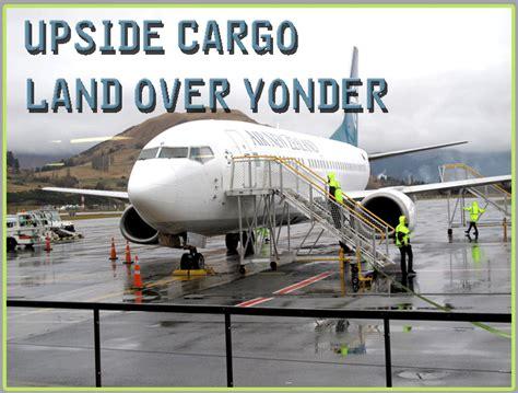 cargo land yonder
