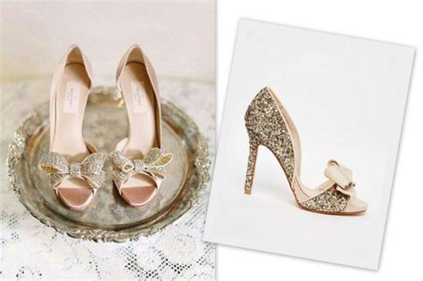 10 Jaw Dropping Wedding Shoes: Splurge v. Steal Edition