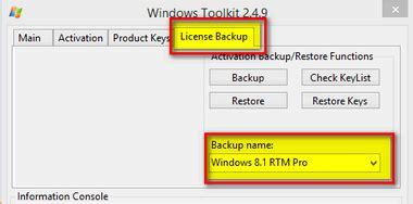 mudahnya backup dan restore aktivasi product key microsoft cara backup dan restore aktivasi windows serta office