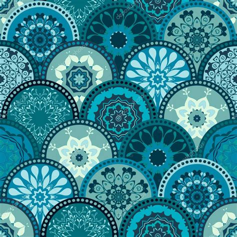 frame patterned wallpaper seamless abstract pattern frame of trendy colored floral