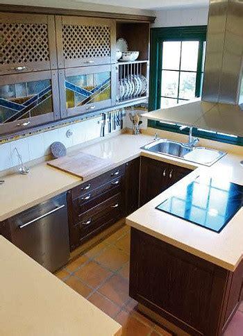 diseno  decoracion de cocinas pequenas casa  color