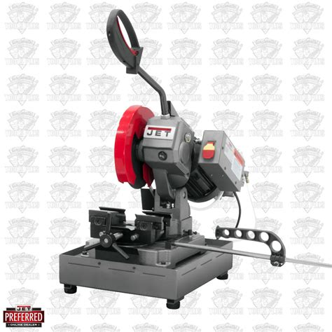 jet saw bench jet 414220 1hp 1ph 115v manual bench cold saw 225mm