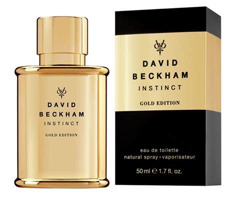 Parfum David Beckham Instinct david beckham instinct gold edition new fragrances