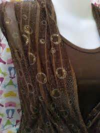 Grosir Baju Poket Baju top brown 2 pcs jual baju murah agen baju murah baju baju jual baju muslim baju busana