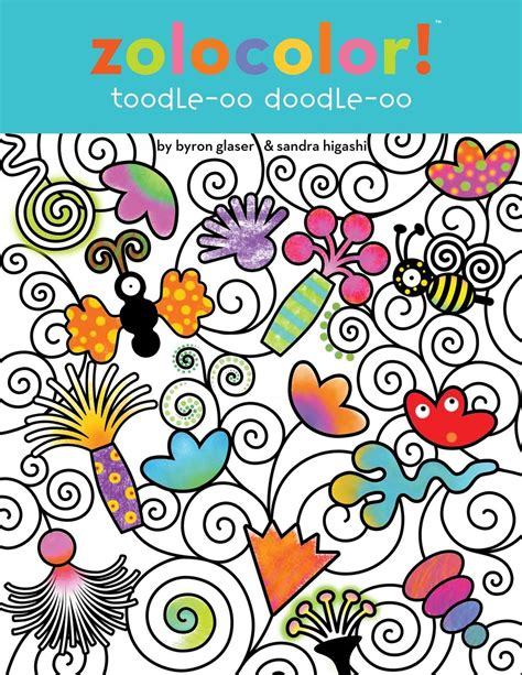 Doodle Book 29 coloring books for of all ages