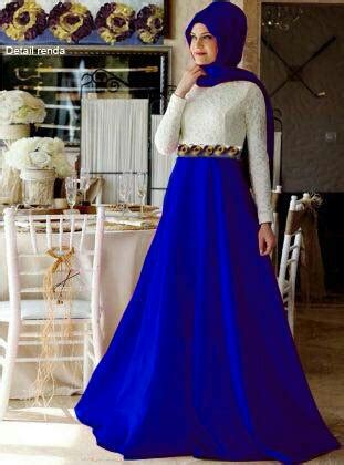 Baju Wanita Bagus Murah Atasan Pita Brukat Salem model baju gamis brukat terbaru desain cantik modern