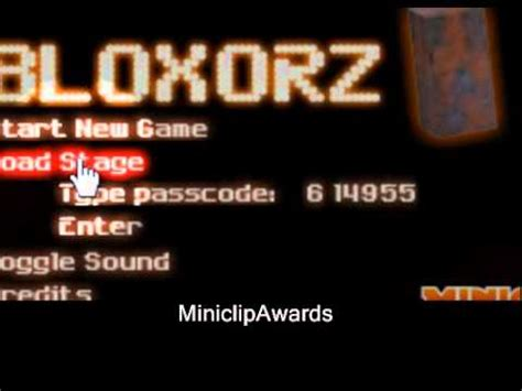 coding last level bloxorz level 33 passcode