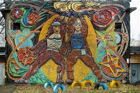 libro decommunised ukrainian soviet mosaics ukraine s monumental soviet era mosaics
