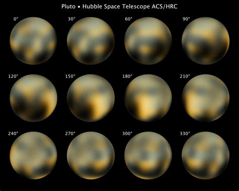 what is the color of pluto nasa s new horizons probe is visiting pluto and just