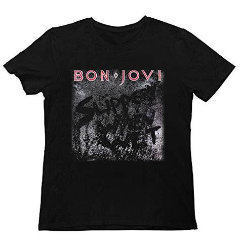 T Shirt Bonjovi 4 bon jovi t shirts 80sfashion clothing