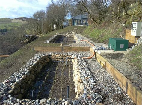 reed beds effluent and waste water treatment what is forced bed aeration