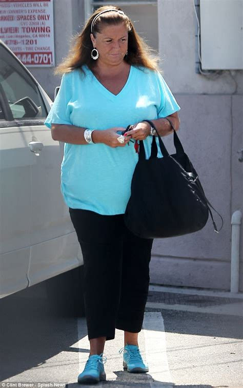 abby miller actress hot abby lee miller spends final day of freedom before prison