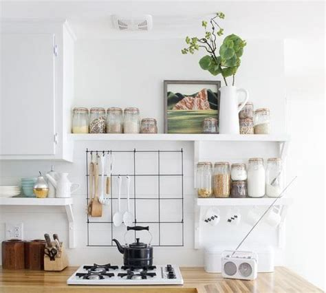kitchen open shelving design ways to design kitchen open shelving