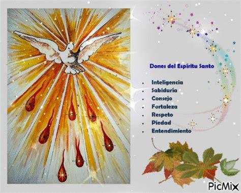 imagenes de los 7 dones del espiritu santo dones del espiritu santo picmix