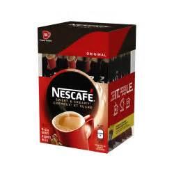 NESCAFÉ® Sweet & Creamy Original Instant Coffee Sachets, 18x22g (18 Cu ? Nescafé Shop