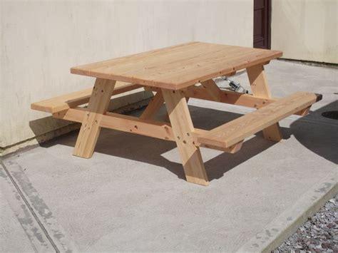 picnic table  kreg jig website  intermediate