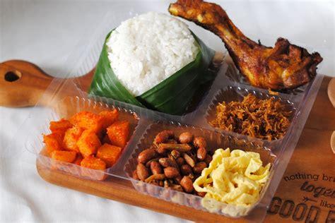 Nasi Ijo Kotak nasi kotak sederhana jual nasi kotak di surabaya pesan nasi kotak surabaya catering murah