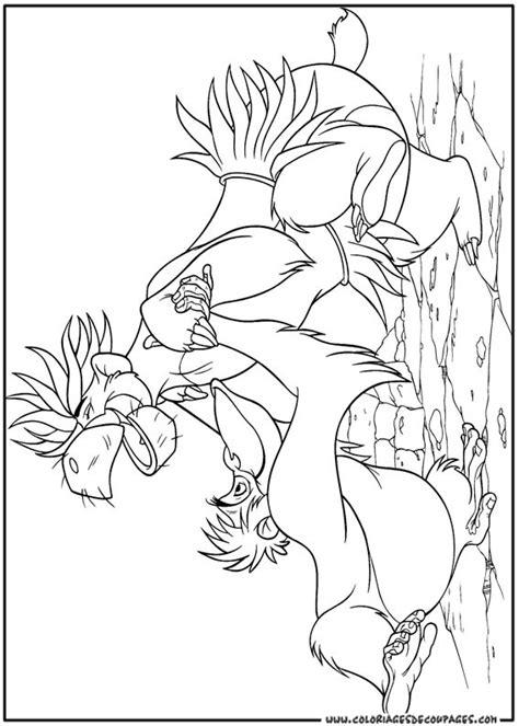 Coloriages à imprimer : Le Livre de la Jungle, numéro : 672915