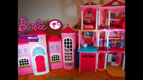 casa de barbie dreamhouse 2015 desempaquetado y ensamble - Videos De Casas De Barbie