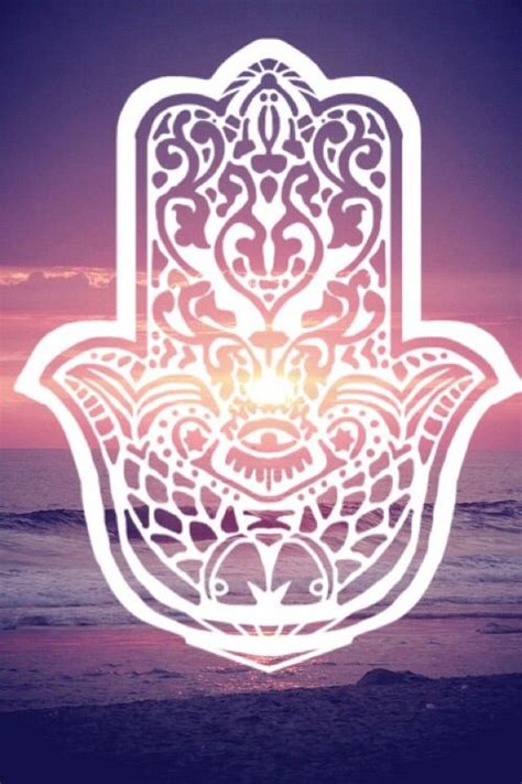 Hamsa Hand Iphone Wallpaper