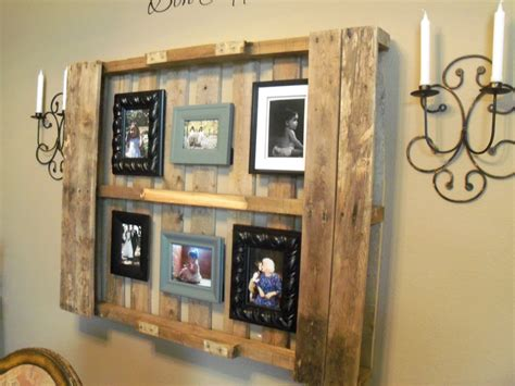 Pallet Decorating Ideas by The Baeza Pallet Decor