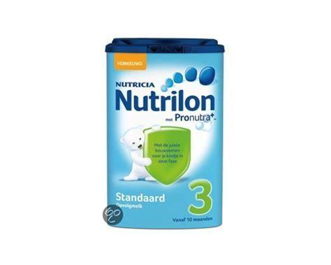 Nutrilon 3 800 Gram nutrilon 3 standaard 800 gram babystraatje nl