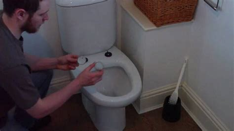 how to tighten a duravit toilet seat soft close quick release toilet seat youtube