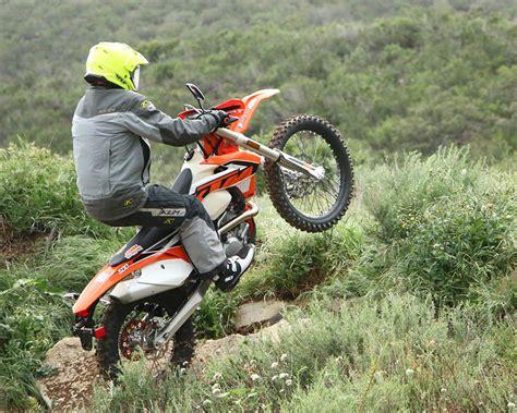 Ktm Test 2016 Ktm 500exc Dirt Bike Test