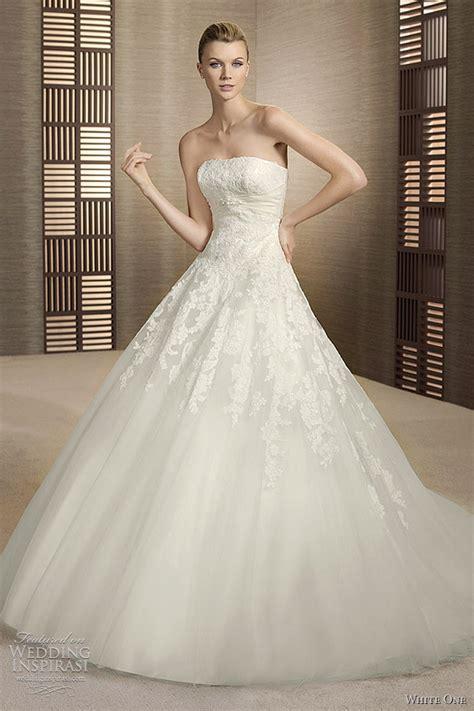 Weisses Brautkleid by White One Wedding Dresses 2012 Wedding Inspirasi