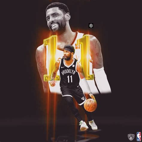 kyrie irving brooklyn nets wallpapers  wallpapersafari