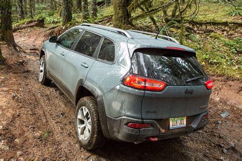 jeep cherokee trailhawk orange 2015 jeep cherokee trailhawk review digital trends