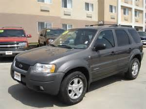 2002 Ford Escape Xlt 2002 Used Ford Escape Xlt At Witham Auto Center Serving