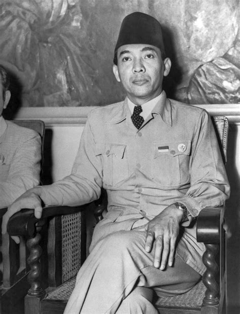biographical of soekarno biography of sukarno indonesia s first president