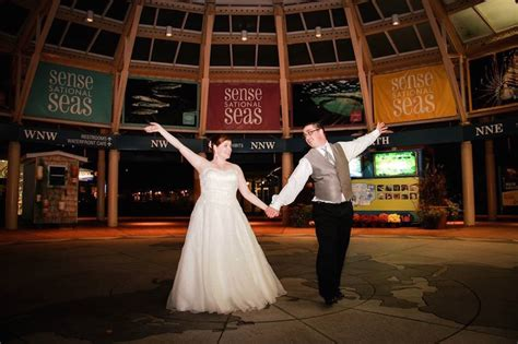 10 Reasons Why Our Wedding Rocked 10 reasons why my wedding at the mystic aquarium rocked