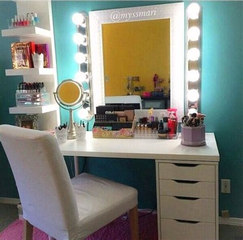 ikea makeup vanity archives decocurbs