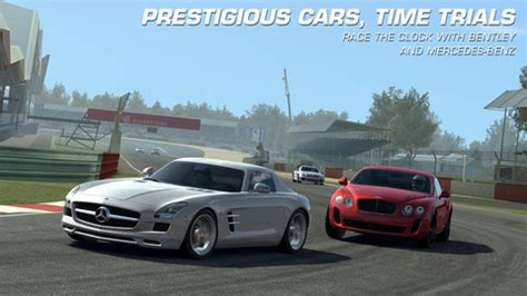real racing 3 prestige update adds mercedes benz and