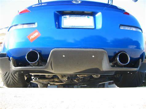 nissan 350z diffuser 350z rear diffuser car interior design