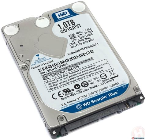 Hardisk Laptop Western Digital Western Digital Blue 500gb 1tb 2 5 End 9 30 2018 5 48 Pm